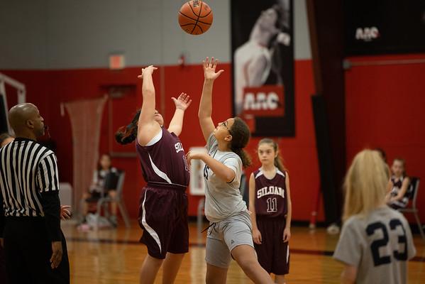 2020 Shiloh 4th Grade Basketball