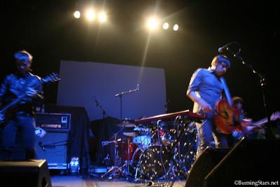 Action Action @ the Town Ballroom (Buffalo, NY); 11/14/07