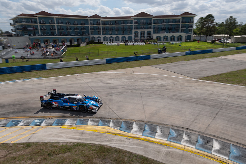 FIA WEC 1000 miles of Sebring. ©2019 Ian Musson. All Rights Reserved