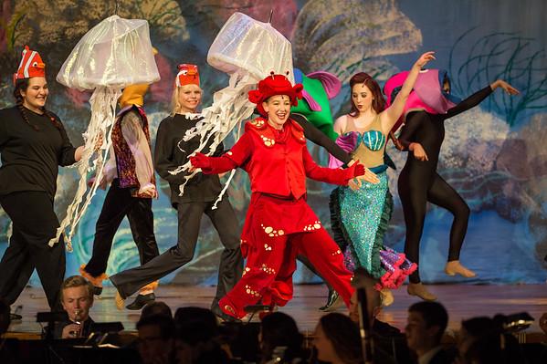 The Little Mermaid - HHS Drama Club