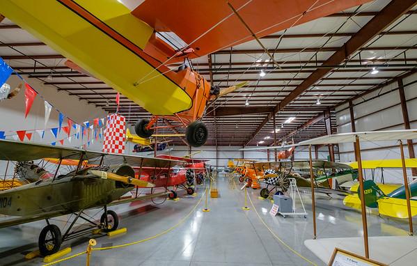 Yanks Air Museum, Chino, CA, USA