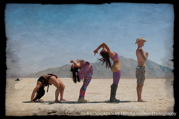 Burning Man 2013 | Yoga & Dance