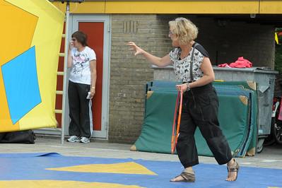 Circus op het Koloriet 2012