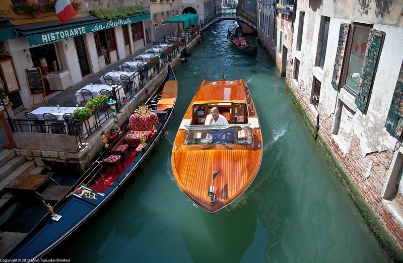 Saturday morning in Venice