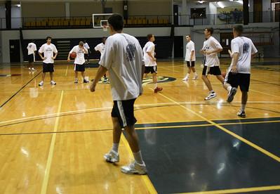 Cougar Men's Basketball