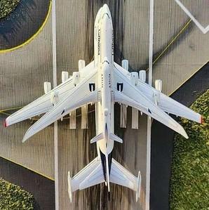 Plane SIZE Comparation