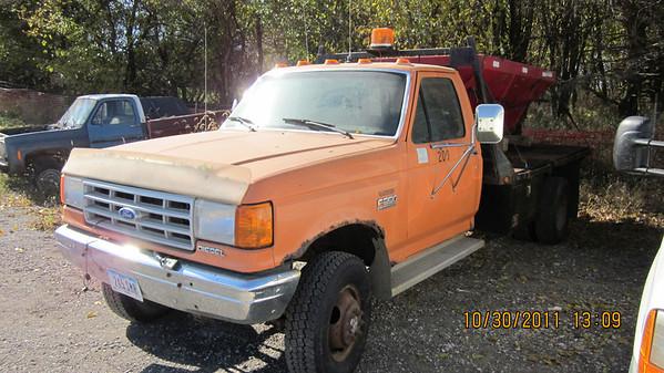 1991 f350 4 x 4, 7.3 diesel  $4000.00