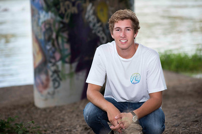 Sean S. - Senior Portraits