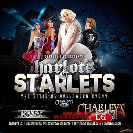 2015-10-31 Harlots & Starlets Halloween