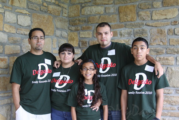 Delgado Family Reunion 2010