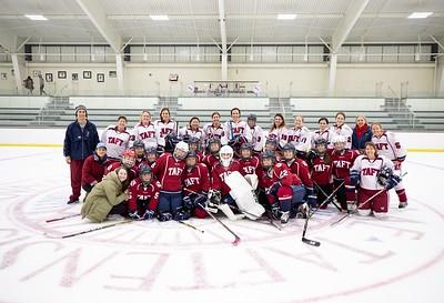 2/27/20: Girls' III Hockey