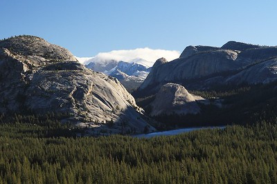 Cathedral Peak hike, upper Yosemite and Rock Creek Oct 2nd