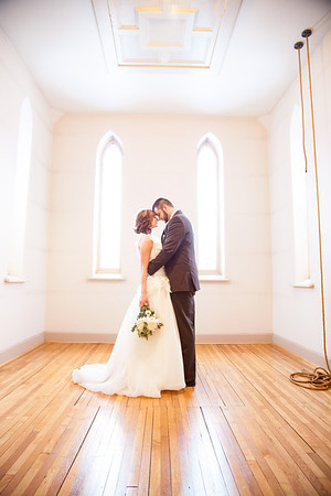 Amber + Jacob's Formal Wedding Portraits - Bride and Groom, Wedding Party, Family, Details