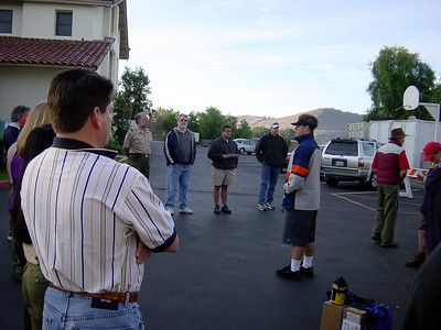 11/08/2003 - ROC Stock Outing