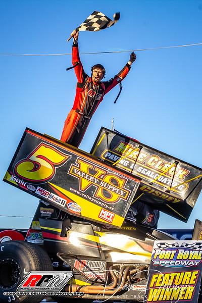 Port Royal Speedway - 3/23/19 - David Dellinger