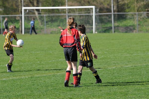 Frisia D3 - Foarut D1 (2-0)