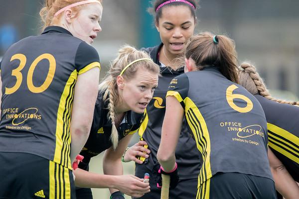 Beeston 1st v University of  Durham 1st  4-1 win to beeston