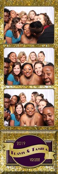 Travis & Tamika's Wedding