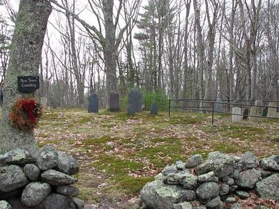Samuel McCobb Grave