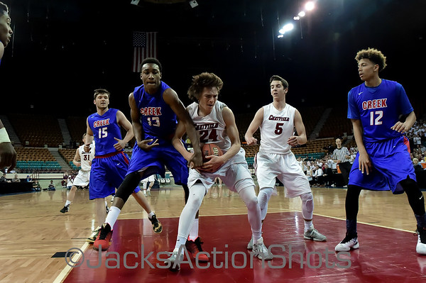 Final 8 Playoff game: Cherry Creek vs Chatfield - March 5 2016