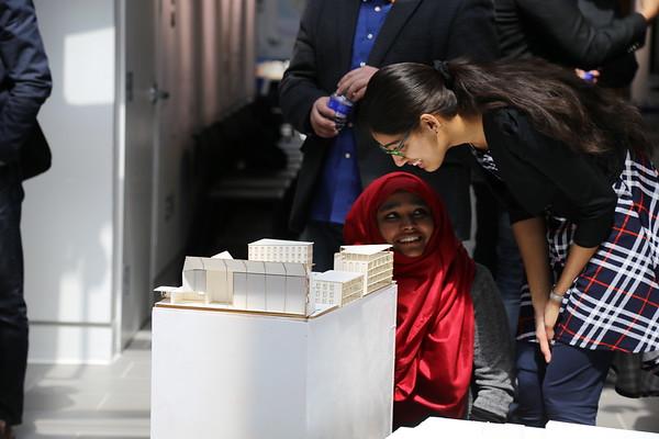 ARC 606 [Urban Design Exhibition] : Articulating the Edge