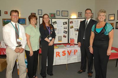 Parkway Senior Center RSVP Dinner Event 5/8/08