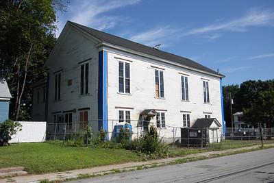 North Town Hall Progress