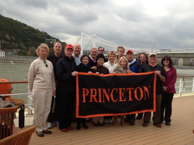 Princeton Journeyers - Rand Mirante '70
