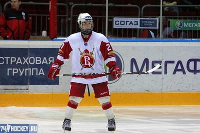 Белые Медведи (Челябинск) - Русские Витязи (Чехов) 4:5. 13 ноября 2011