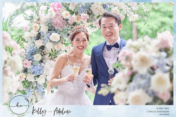 Wedding of Kelly & Adaline (Roving Photography)
