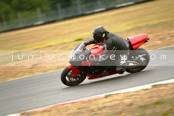 #42 - Black Red CBR