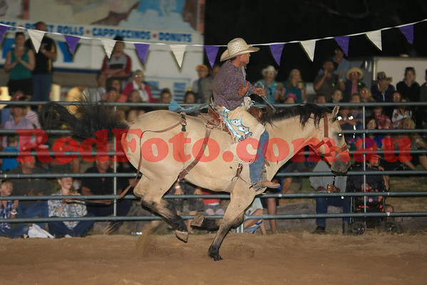 2014 03 08 Wagin Woolorama Rodeo Broncs