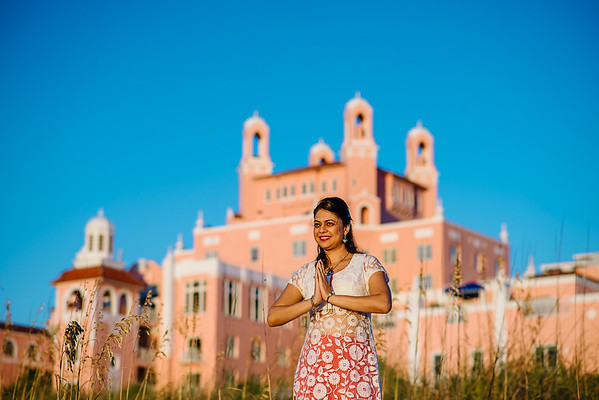 Don Cesar Hotel & Beach Portrait Photographer