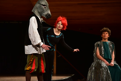 National Shakespeare Schools Production 2019