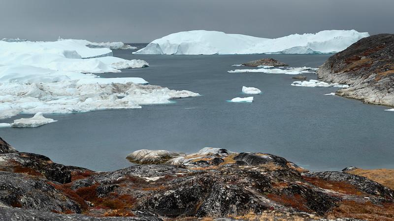Ilulisat, Greenland.