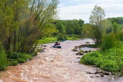 8/4/17 - Verde River Institute Kayaking