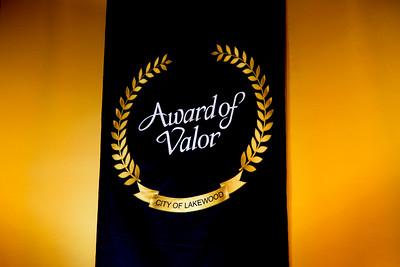 Award of Valor - 2016