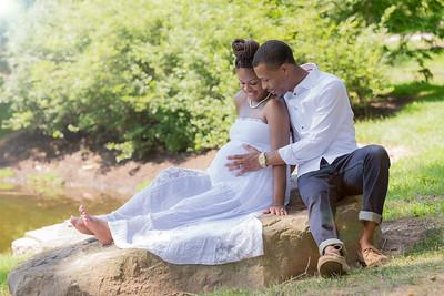 Maternity Shoot - Danielle & Ryan