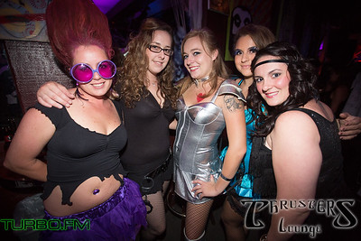 Thrusters BLKHRT Halloween Party - 10-30-12