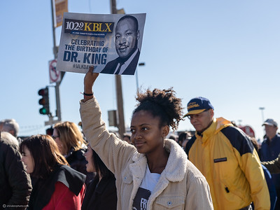 Martin Luther King Jr. March 2019