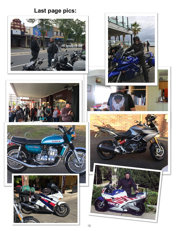 Exhaust Notes back page pics I-tsmc97D-XL