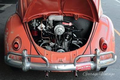 '57 Oval Coral Red with Judson SuperCharger