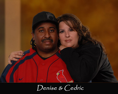 Denise and Cedric