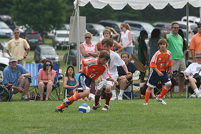 U11 Boys- Far Post Blue vs. Synergy FC