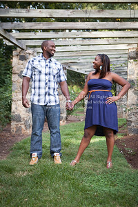 Joe & Chantel: Engaged in Raleigh, NC