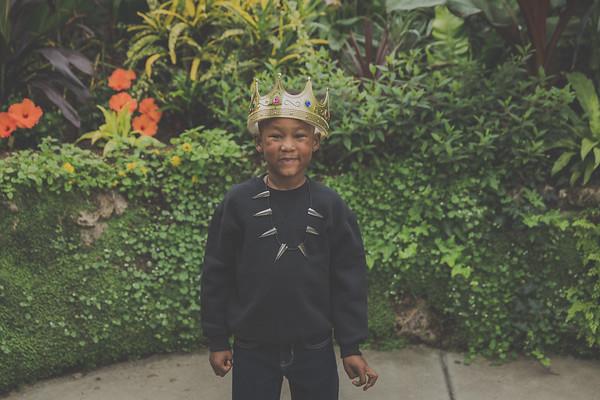 Jalani's Son Birthday Photoshoot