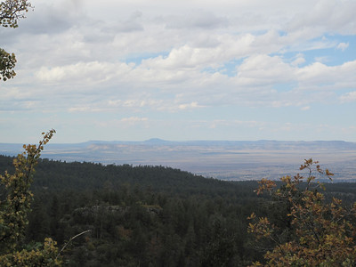 2012-09 Mt Taylor 50k