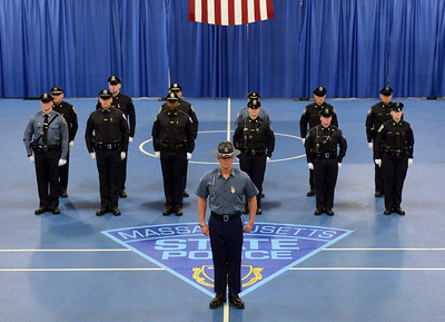 Special State Police Officer #28 Graduation