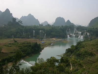 Detian Waterfall 德天大瀑布 200610