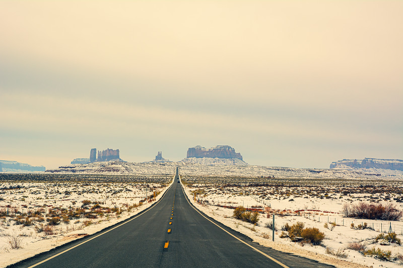 Monument Valley Street